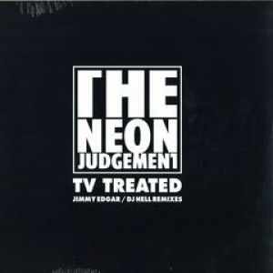 TV TREATED (JIMMY EDGAR/DJ HELL RMXS)