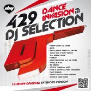 DJ SELECTION 429 DANCE INVASION VOL 128
