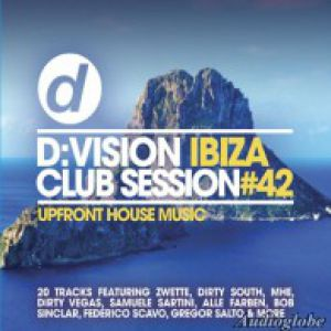 D:VISION CLUB SESSION 42 - UPFRONT HOUSE MUSIC