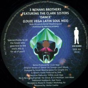 DANCE (LOUIE VEGA REMIXES)