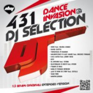 DJ SELECTION 431 DANCE INVASION VOL 129