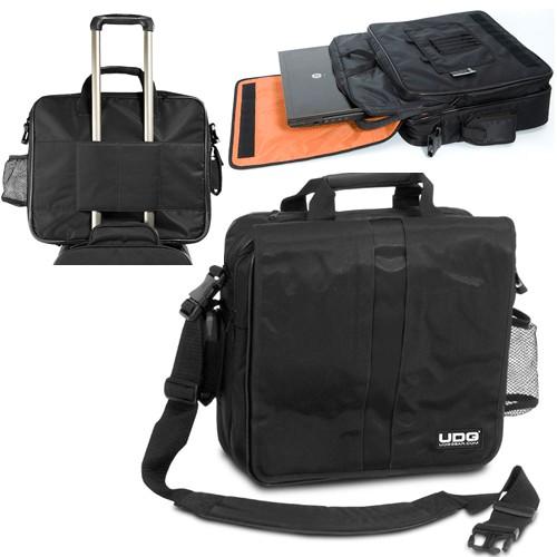 UDG COURIER BAG DELUXE BLACK
