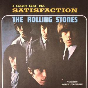(I CAN'T GET NO) SATISFACTION - 50th ANNIVERSARY