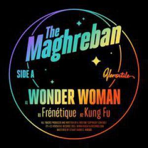 WONDER WOMAN EP