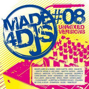 MADE 4 DJS 08 UNMIXED VERSIONS