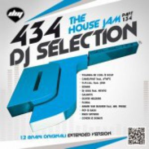 DJ SELECTION 434 THE HOUSE JAM PART 134