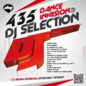 DJ SELECTION 435 DANCE INVASION VOL 131