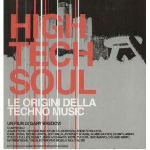 HIGH TECH SOUL - LE ORIGINI DELLA TECHNO (DVD)