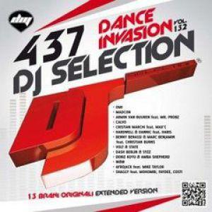 DJ SELECTION 437 DANCE INVASION VOL 132