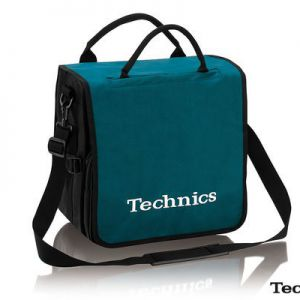 TECHNICS BACKBAG  BLUE