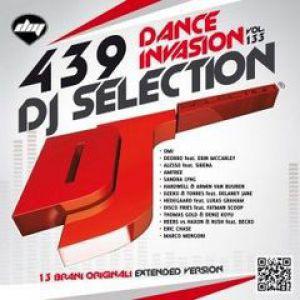 DJ SELECTION 439 DANCE INVASION VOL 133