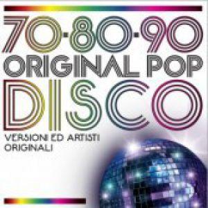 70/80/90 ORIGINALS POP&DISCO (4CD)