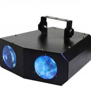 KARMA DJ LED228 - Effetto doppio moonflower
