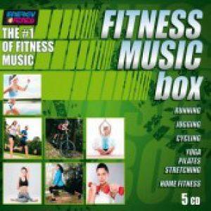 FITNESS MUSIC BOX (5XCD)