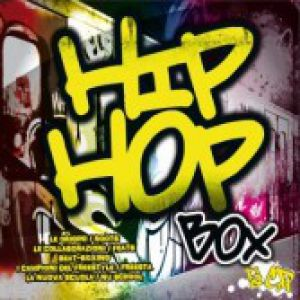 HIP HOP BOX (5CD)