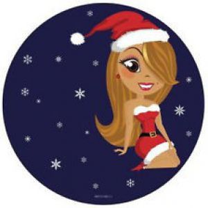ALL I WANT FOR CHRISTMAS IS YOU (PICTURE DISC)