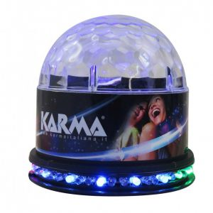 KARMA CLB 6 EFFETTO LUCE A LED