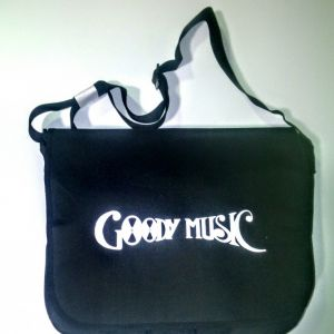 BORSA GOODY MUSIC BLACK
