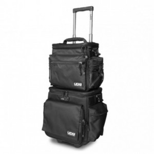 UDG ULTIMATE SLINGBAG TROLLEY SET DELUXE BLACK