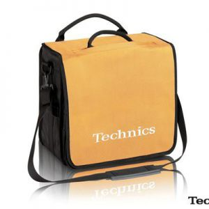 Technics BackBag YELLOW