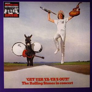 GET YER YA-YA'S OUT THE ROLLING STONES IN CONCERT