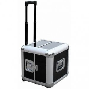 RELOOP 120 TROLLEY RECORD CASE BLACK cod. 14621