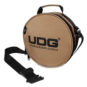UDG Ultimate Digi Headphone Bag Gold (U9950GD)