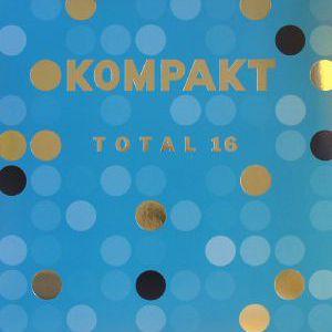 KOMPAKT TOTAL 16 - LIMITED EDITION