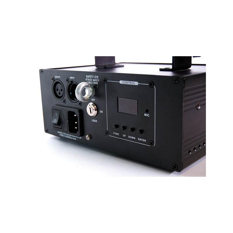Laser Atomic 4dj DoubleRay RG