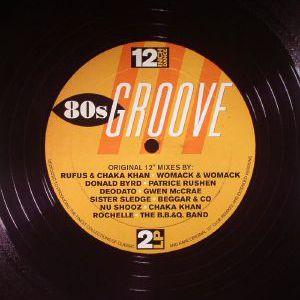 12 INCH DANCE 80S GROOVE