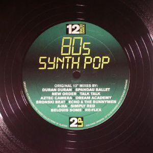 12 INCH DANCE 80S SYNTH POP