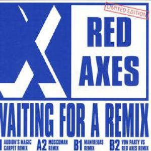WAITING FOR A REMIX (INCL. MOSCOMAN RMX)