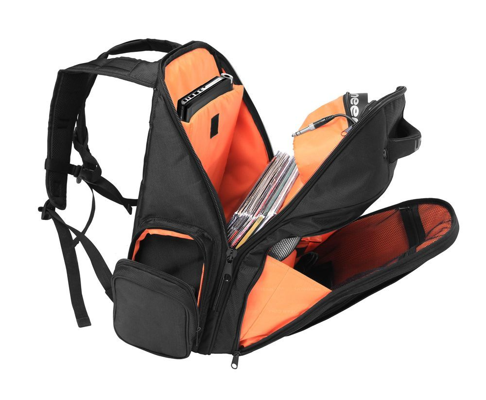 UDG Ultimate BackPack Black/Orange - U9102BL/OR ZAINO