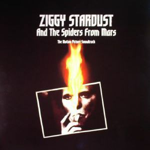 ZIGGY STARDUST AND THE SPIDERS FROM MARS (SOUNDTRACK)