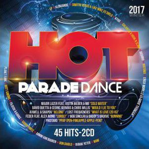HOT PARADE DANCE - WINTER 2017 (2CD)
