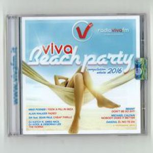 VIVA BEACH PARTY COMPILATION ESTATE 2016