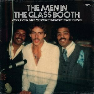 THE MEN IN THE GLASS BOOTH (3XCD)