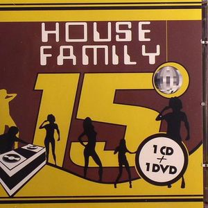 HOUSE FAMILY 15 (CD+DVD)