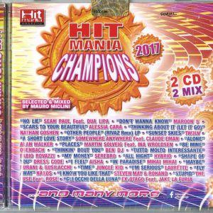 HIT MANIA CHAMPIONS 2017 (2CD)