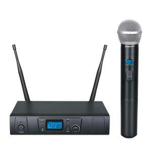 ZZIPP TXZZ600 SET RADIOMICROFONO A GELATO UHF 16CH