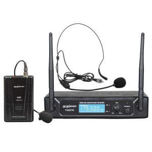 ZZIPP TXZZ111 SET RADIOMICROFONO AD ARCHETTO VHF 175,50MHZ