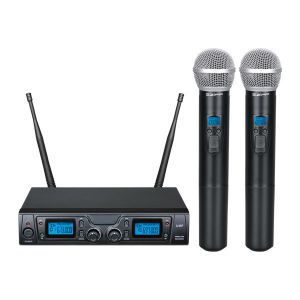 ZZIPP TXZZ620 SET RADIOMICROFONO CON 2 GELATI UHF 16CH