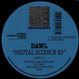 BRUTAL SCIENCE EP