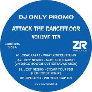 ATTACK THE DANCEFLOOR VOLUME 10
