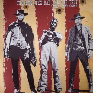 THE GOOD THE BAD AND THE UGLY (SOUNDTRACK)