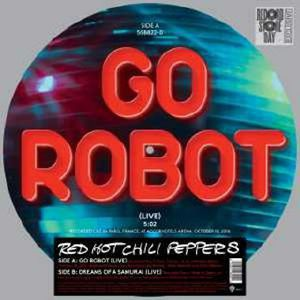 GO ROBOT (PICTURE DISC)