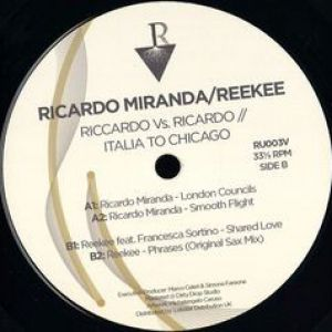 RICCARDO VS RICARDO - ITALIA TO CHICAGO