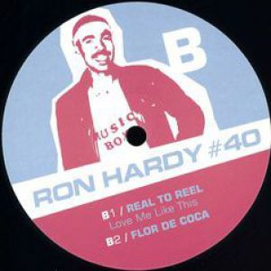 RDY #40 (RON HARDY)
