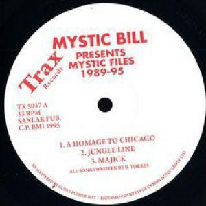 MYSTIC FILES 1989-95