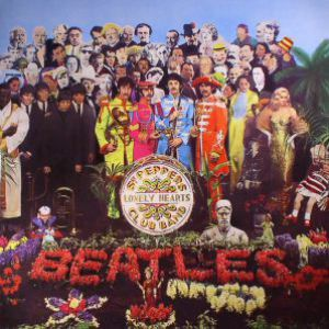 SGT PEPPER'S LONELY HEARTS CLUB BAND - ANNIVERSARY ED.